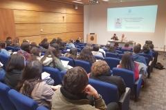 Foto Conferencia de Género Nuria 7 agosto