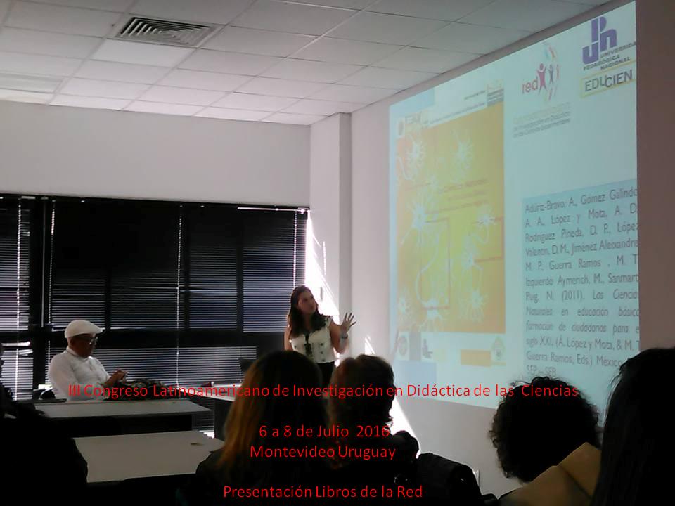 Presentación Libros Red 1