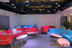 Sala Actividad Workshop