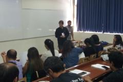 Encuentro Educación Química. Universidad Católica del Maule, 10-11 de enero de 2019. Chile. Foto 11