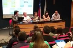 Encuentro Educación Química. Universidad Católica del Maule, 10-11 de enero de 2019. Chile. Foto 1