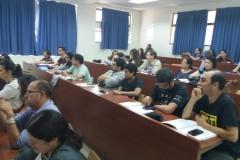 Encuentro Educación Química. Universidad Católica del Maule, 10-11 de enero de 2019. Chile. Foto 10