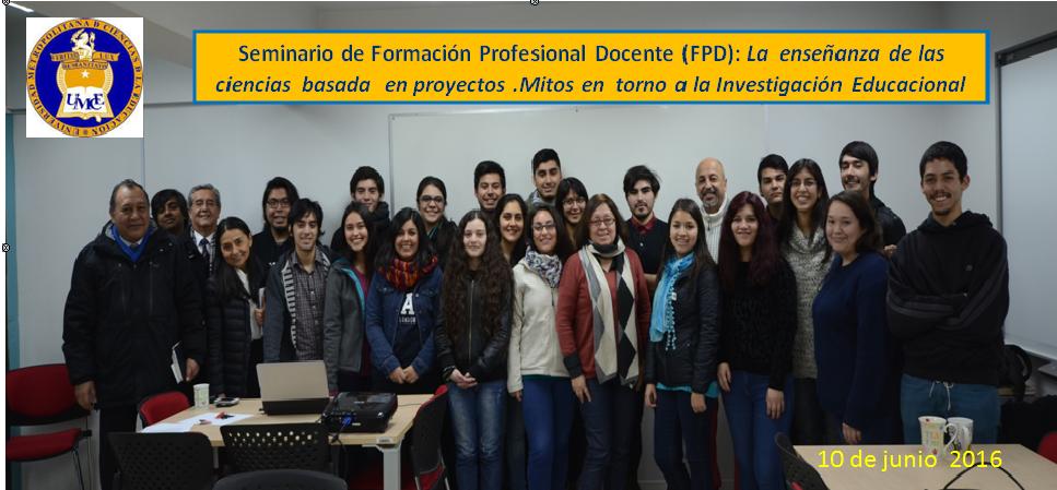 Foto SeminarioUMCE