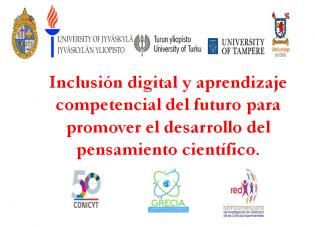 Presentación Seminario Inclusión Digital