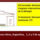 Congreso Agosto Argentina 2018