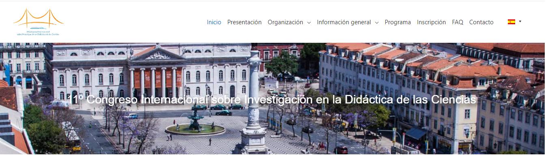 11 Congreso Internacional Didáctica de las Ciencias sep 2021