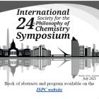 International Philosophy of Chemestry Julio 2021