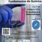 II Jornada Química Octubre 2021