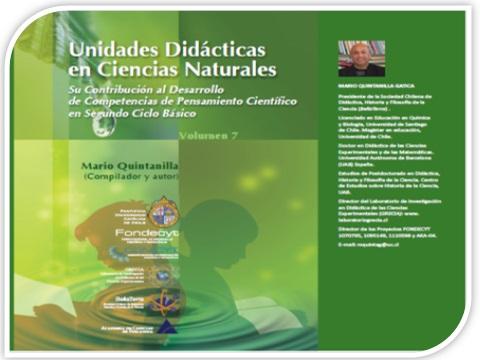 Unidades Didáctica en Ciencias Naturales , Segundo Ciclo Básico. Su  Contribución  al desarrollo de Pensamientos Científico. Volumen 7