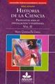 Historia de la Ciencia .Propuesta para la divulgación y enseñanza Volumen II