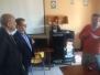 Visita Dr. Eeero Sormunen .Colegio Nobel Gabriela Mistral