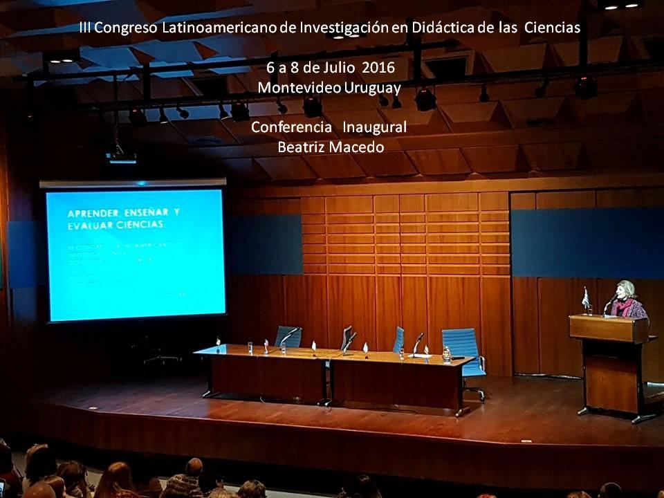 Conferencia Beatriz Macedo