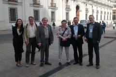 Visita Palacio La Moneda