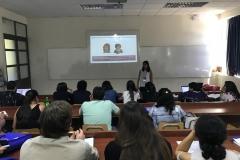 Encuentro Educación Química. Universidad Católica del Maule, 10-11 de enero de 2019. Chile. Foto 9