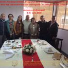Almuerzo InstitucionalAKA03-FONDECYT